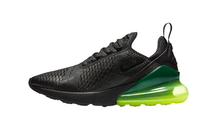 uk availability 8596a ad678 Nike Air Max 270 Neon Green AH8050-011