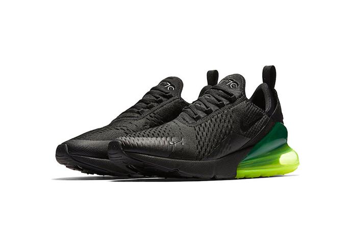 uk availability 58ea5 60819 Nike Air Max 270 Neon Green AH8050-011