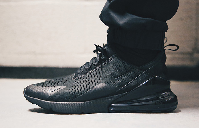Nike Air Max 270 Triple Black AH8050-005 04