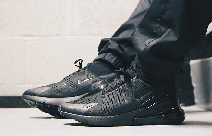 Nike Air Max 270 Triple Black AH8050-005 05