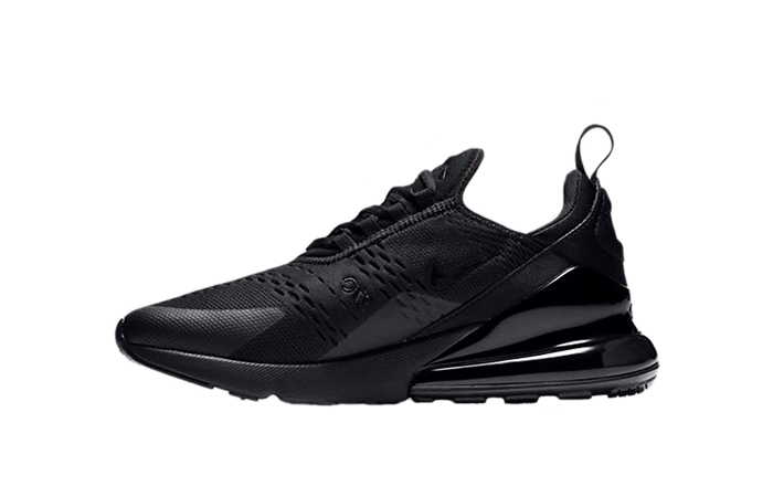 Nike Air Max 270 Triple Black AH8050-005 06