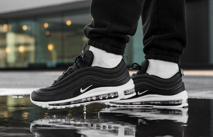 Nike Air Max 97 Black White 921826-001 06