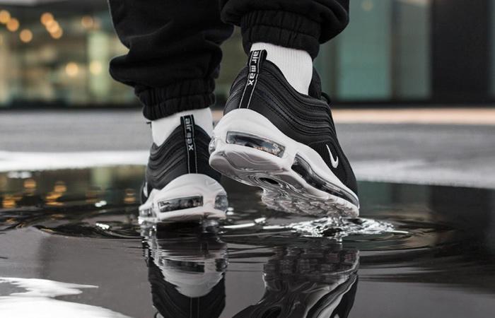 Nike Air Max 97 Black White 921826-001 07