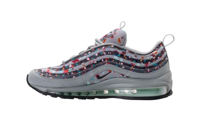 Nike Air Max 97 Ultra Premium Confetti Womens Multi AO2325 001