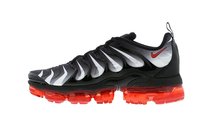 promo code 6c4ee 72b79 Nike Air VaporMax Plus Black Red AQ8632-001