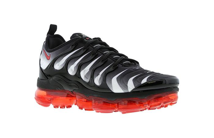promo code 7f55a 5fc66 Nike Air VaporMax Plus Black Red AQ8632-001