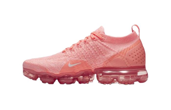 factory authentic b5769 42b43 Nike Air Vapormax 2.0 Flyknit Crimson 942843-800