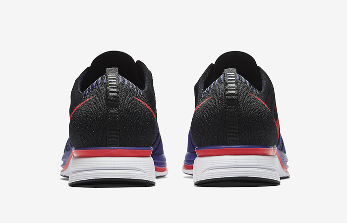 Nike Flyknit Trainer Violet Red AH8396-003 02