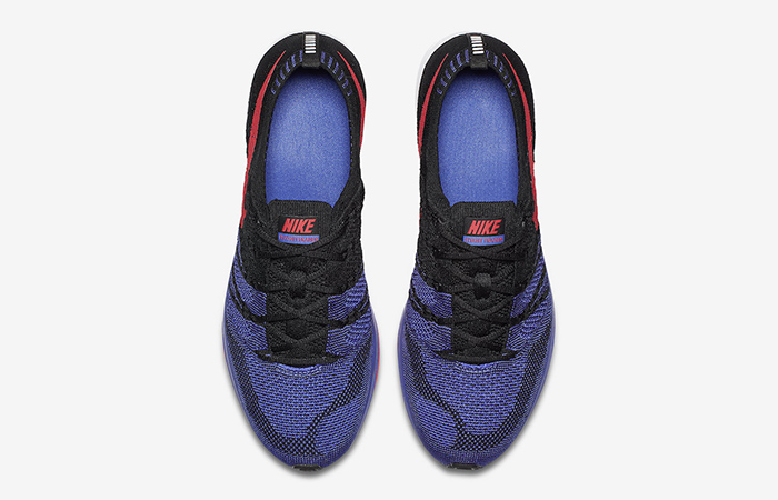 Nike Flyknit Trainer Violet Red AH8396-003 03
