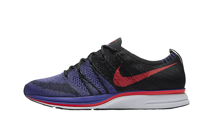 Nike Flyknit Trainer Violet Red AH8396-003 04
