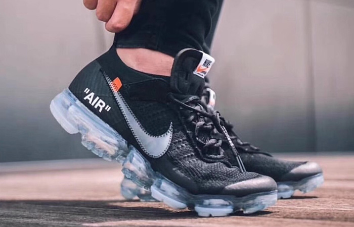 05e8c58d08be4 Off-White Nike Air VaporMax Black AA3831-002 – Fastsole