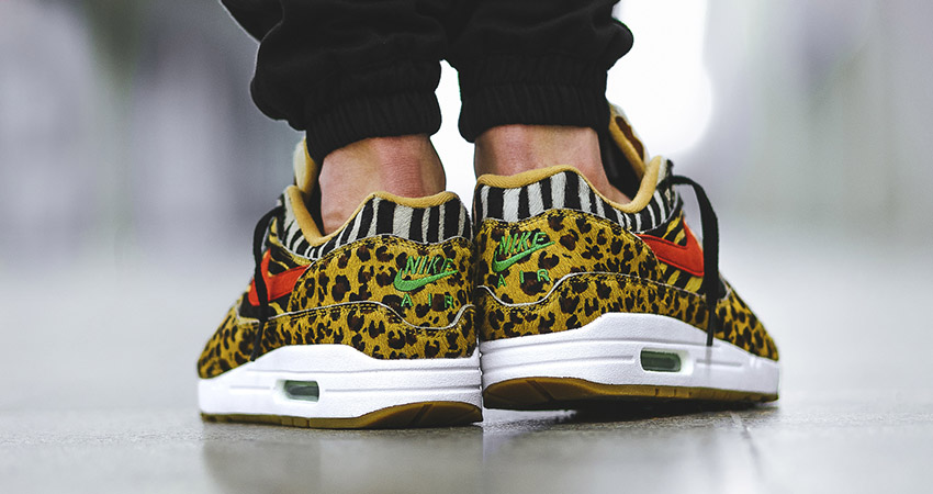 sale retailer d9fac 132ae On Foot Look At The Atmos Nike Animal Pack 2.0 – Fastsole