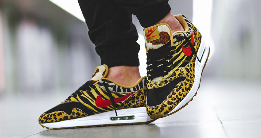 pretty nice 1c3bc 477b7 On Foot Look At The Atmos Nike Animal Pack 2.0 04