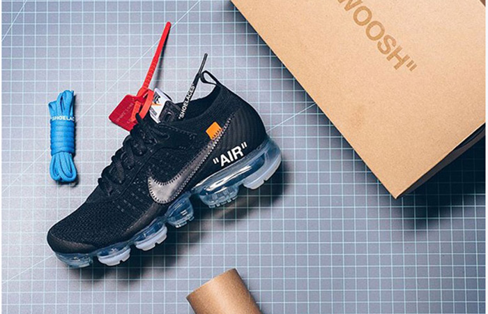 Raffle List For The Off-White x Nike Air VaporMax Black ft