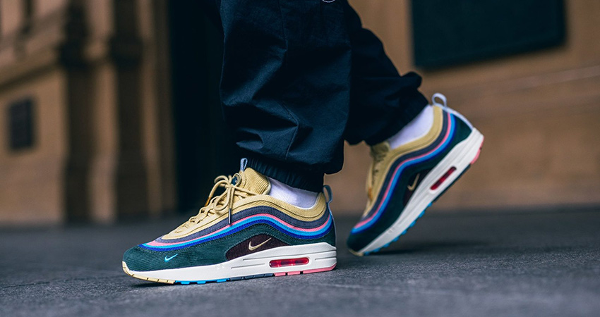 the latest cc656 2a89b The Nike Air Max 1/97 Sean Wotherspoon Raffle List – Fastsole