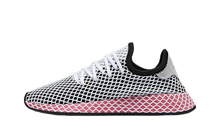 5d0b0e6c3 adidas Deerupt Black Red Womens CQ2909 – Fastsole