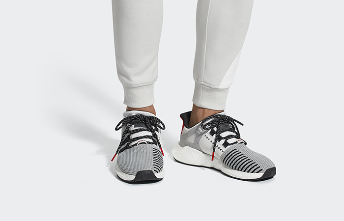 Adidas Originals EQT Support 9317 GrauTealWeiß | CQ2395