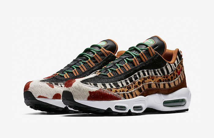promo code 55e7e 14d37 atmos Nike Air Max 95 Animal Pack 2.0 AQ0929-200