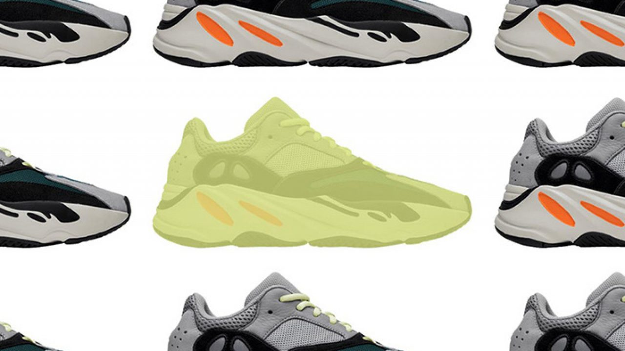 Is The adidas Yeezy Boost 700 Wave