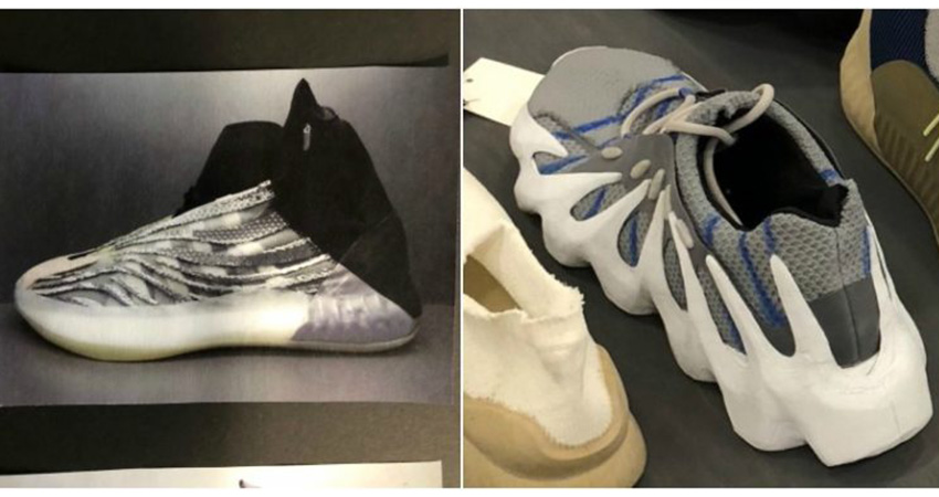 quality design f015a 0bc02 Kanye West Shows Off Unseen Yeezy Designs On Twitter – Fastsole
