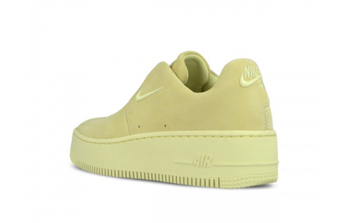cheap for discount ded82 c472c Nike Air Force 1 Sage XX Yellow Womens AO1215-300