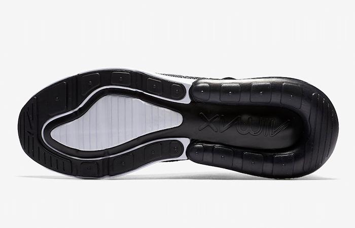 ecdeba499384 Nike Air Max 270 Flyknit Black White AO1023-001 – Fastsole