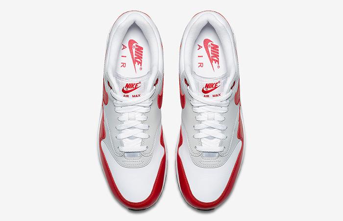 buy popular 44079 48749 Nike Air Max 90 1 Grey Red AJ7695-100 – Fastsole