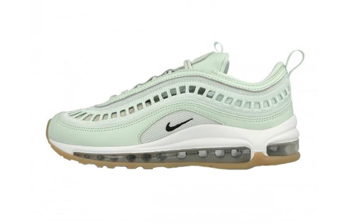 Nike Air Max 97 Ultra 17 Barely Green Womens AO2326 300