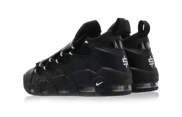 info for ad73b c8196 ... Nike Air More Money Black AJ2998-002 03 ...