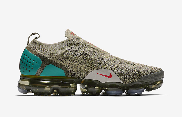 0941e42bf733 Nike Air Vapormax Flyknit Moc 2 Neutral Olive AH7006-200 – Fastsole