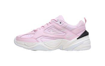 Nike M2K Tekno Pink Black Womens AO3108-600