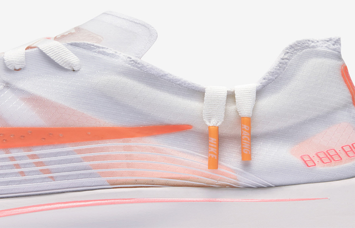 the best attitude 8a8d6 b97dc Nike Zoom Fly SP Neon Orange Womens AJ8229-108 – Fastsole