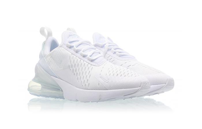 Nike Air Max 270 WMNS Triple White AH6789 102 |
