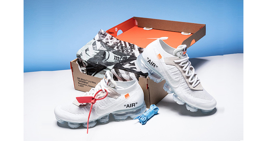 f35dcda2848b Off-White x Nike Air VaporMax white gets a potential release date  –  Fastsole