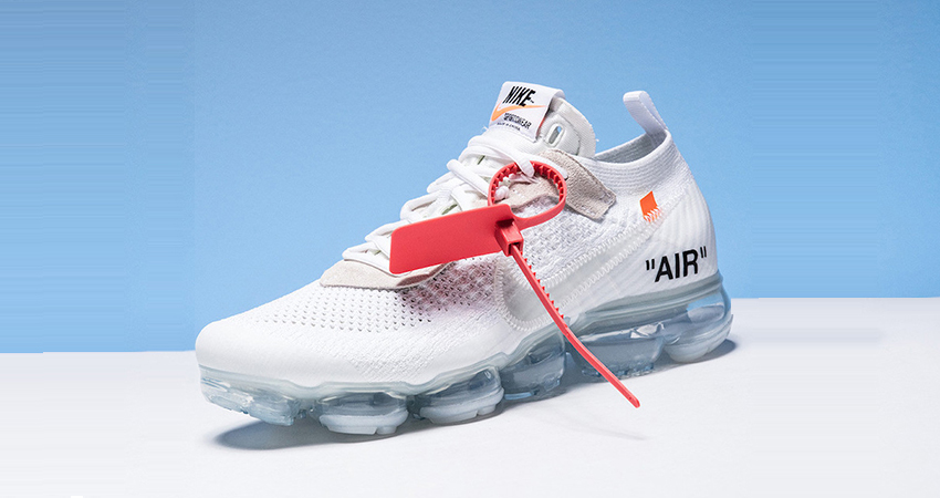 9c83ab161bdb2 Off-White x Nike Air VaporMax white gets a potential release date ...