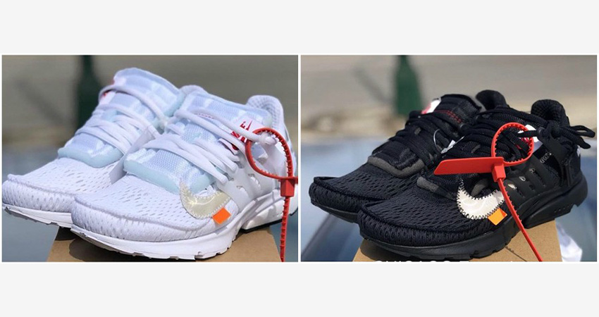 545c439a85 Off-White x Nike Air Presto Collection Leaked Images Show An Unique Design  01