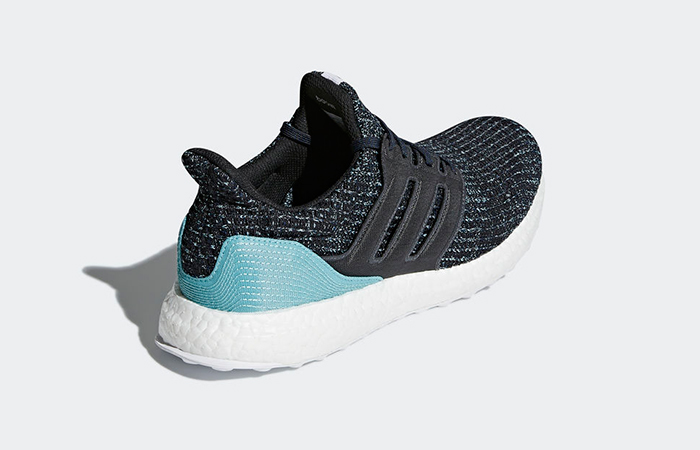 sports shoes 53377 26cc4 Parley Adidas Ultra Boost Grey CG3673
