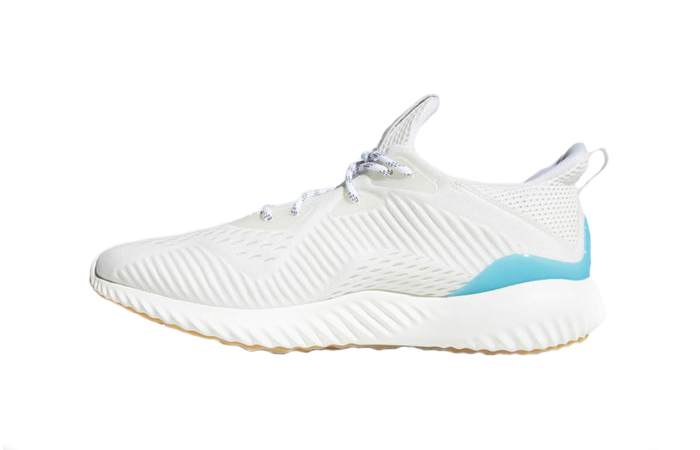 8ccc384d0e863 Parley adidas AlphaBounce White Blue CQ0784 – Fastsole