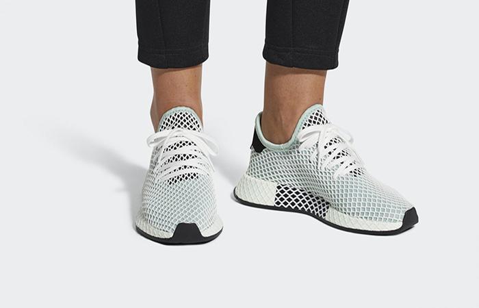 adidas Deerupt Runner Ash Green CQ2911