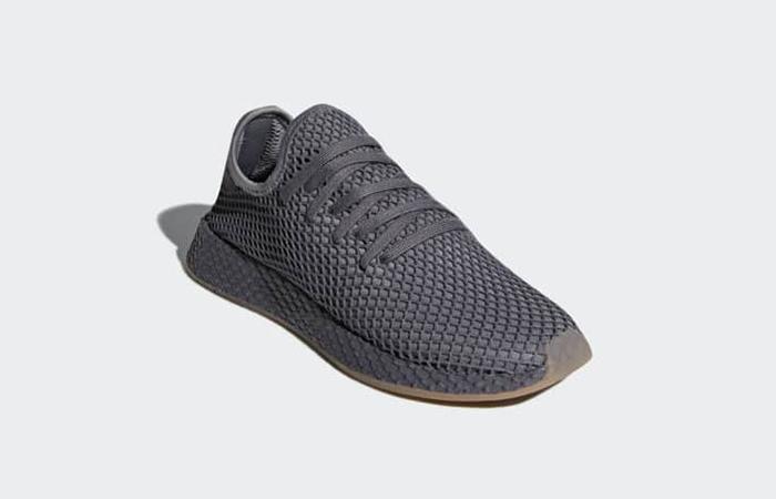 adidas Deerupt Runner Dark Gray CQ2627