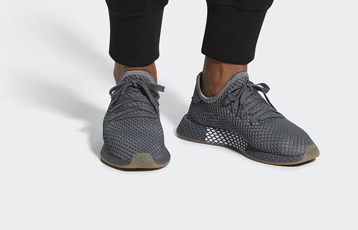 4212faf19e103 adidas Deerupt Runner Dark Gray CQ2627 – Fastsole
