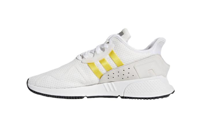 436cea97e97 adidas EQT Cushion ADV White Yellow CQ2375