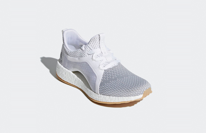 best value b0aec 819a4 adidas Pureboost Clima Silver Metallic BB6089