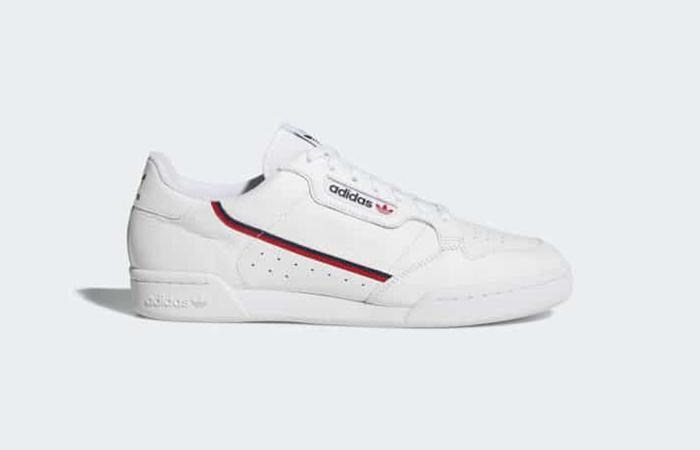 adidas Rascal White B41674