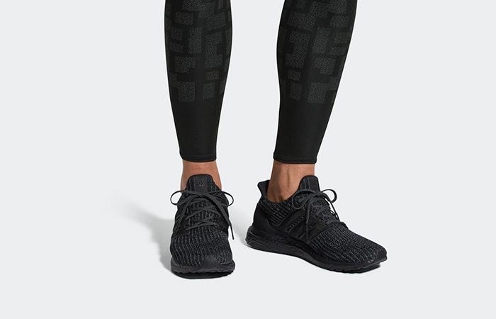 low cost b0d41 6eaee adidas Ultra Boost 4.0 Triple Black BB6171