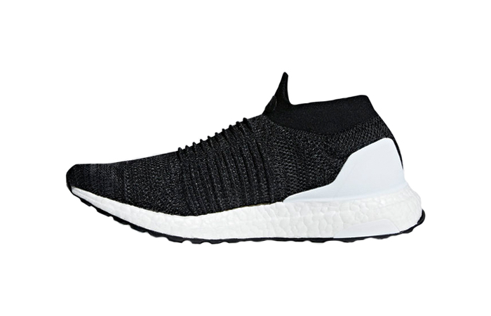 buy popular 446f8 ab3a7 adidas UltraBOOST Laceless Black White BB6140
