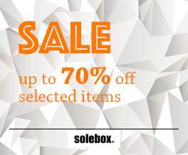 solebox Summer Sale 2018