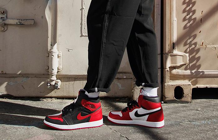 sports shoes df31d 47a2d Air Jordan 1 Retro High Homage To Home OG 861428-061