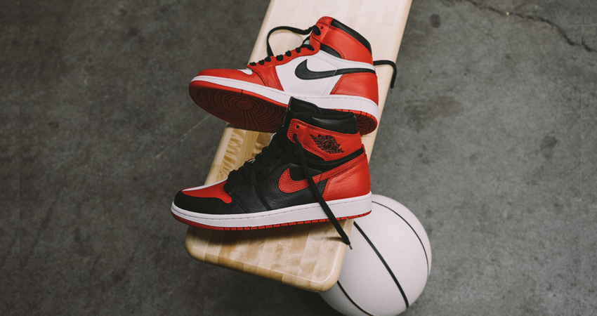 0229c695183011 Air Jordan 1 Retro High OG NRG Homage to Home Is Dropping Soon ...