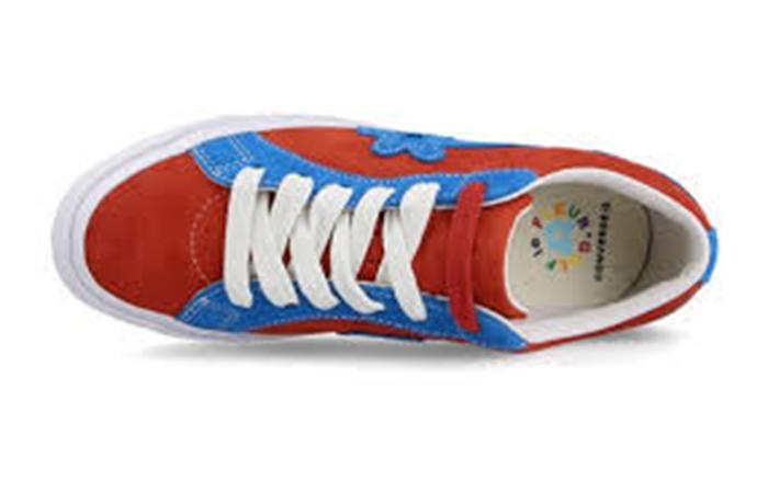 Converse Golf Le Fleur One Star Blue 162126c Fastsole